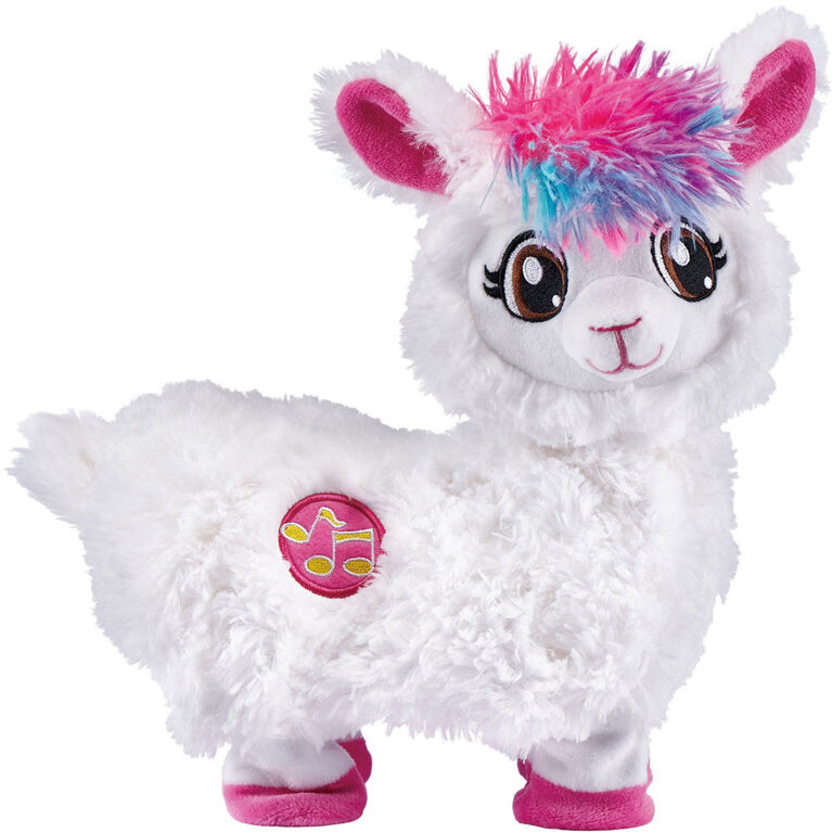 Pets Alive: Boppi the Booty Shakin' Llama.