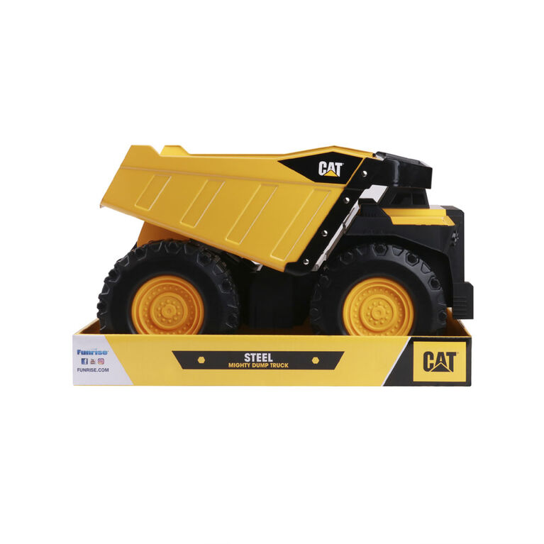 CAT - Mighty Steel Dump Truck