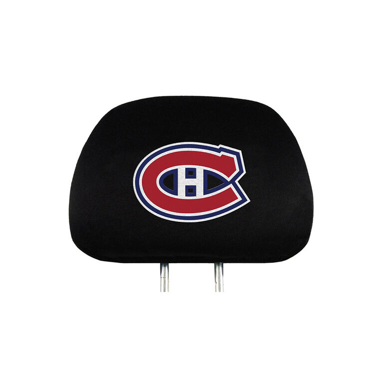 Montreal Canadiens Headrest Covers