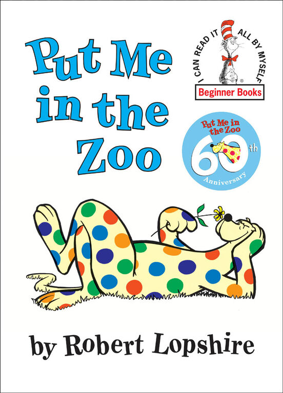 Put Me in the Zoo - English Edition