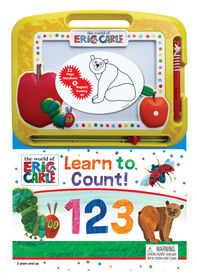 Eric Carle Learn to Count Learning Series