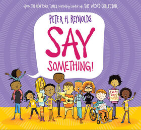 Say Something - English Edition