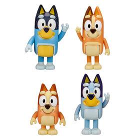 Bluey 4 Pack - Family Pack