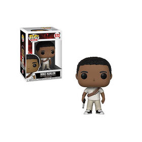 Figurine en vinyle Mike Hanlon de IT par Funko POP!.
