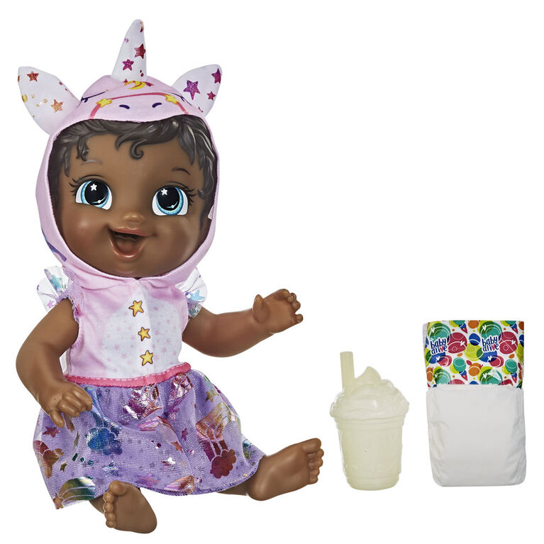 Baby Alive, Bébé Mini-licorne, licorne