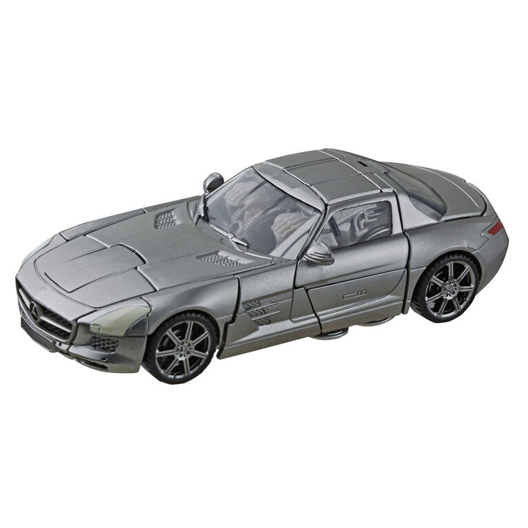 Transformers Toys Studio Series 51 Deluxe Class Transformers: Dark of the Moon Movie Soundwave - 4.5-inch