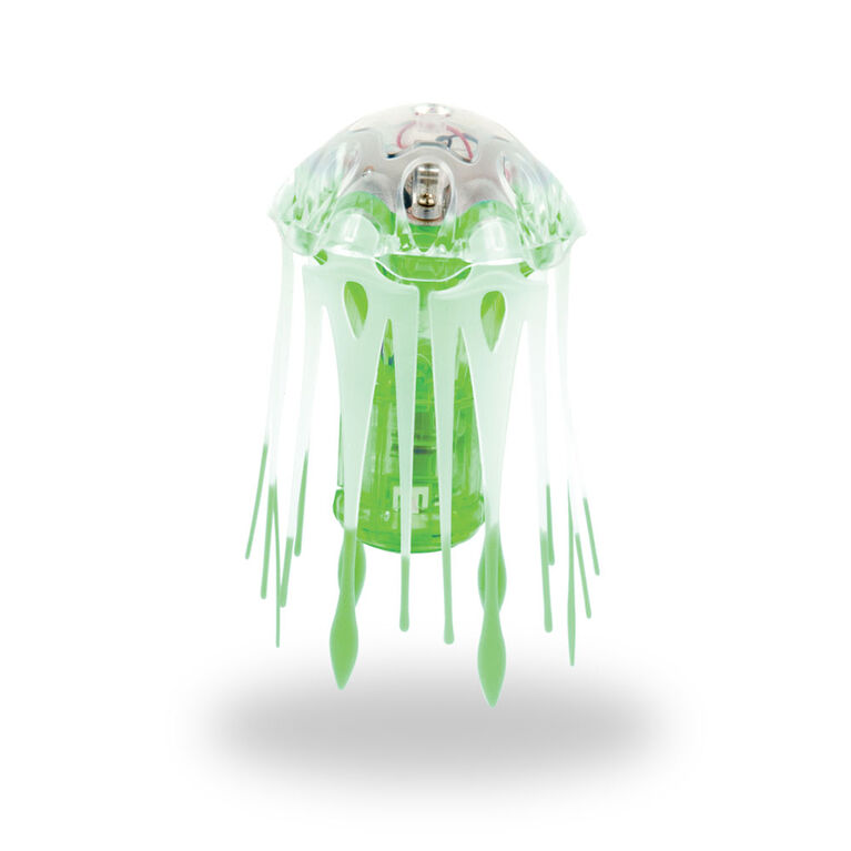 HEXBUG AquaBot Jellyfish Green