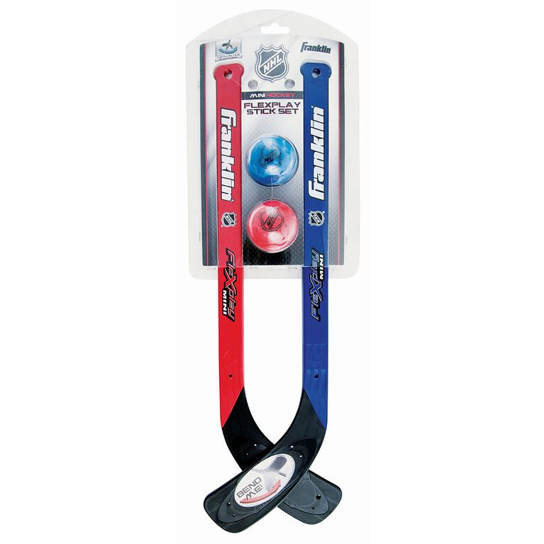 NHL - Mini Hockey Flexplay Stick Set