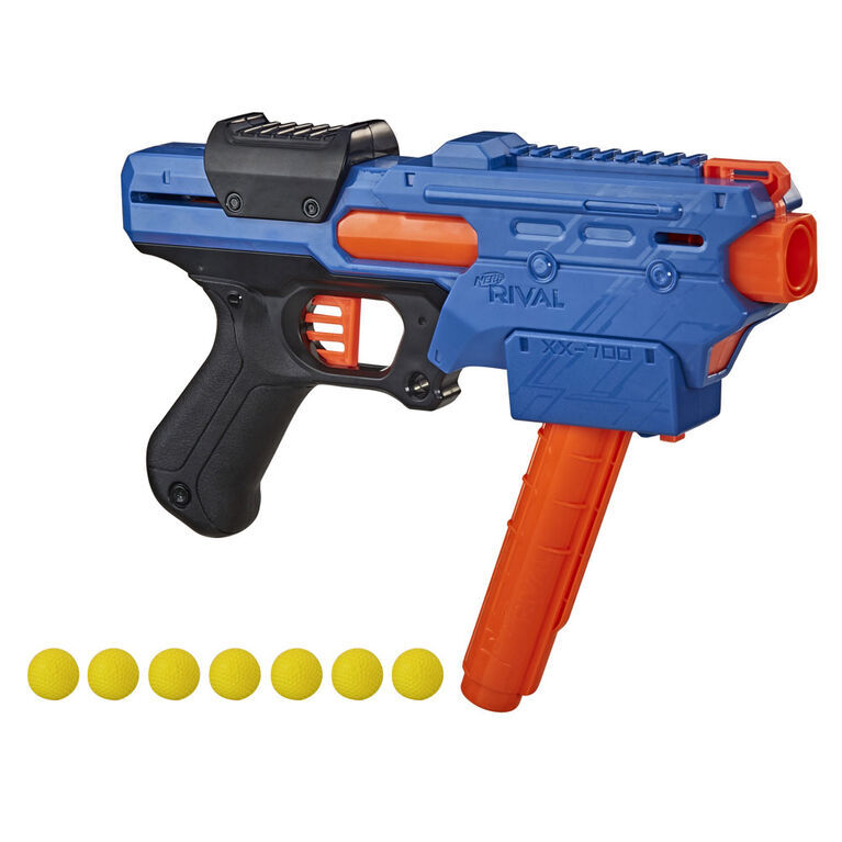 Blaster Nerf Rival Finisher XX-700