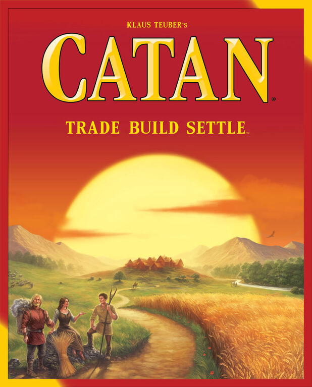 Catan: Main Game
