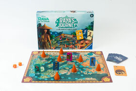Ravensburger - Raya's Journey: An Enchanted Forest Game - English Edition