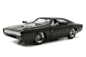 Fast & Furious - 1:24 Die-cast - 1970 Dodge Charger  Street version