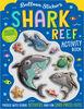 Cahier d'activités sur les récifs de requins et autocollants de ballons - Édition anglaise