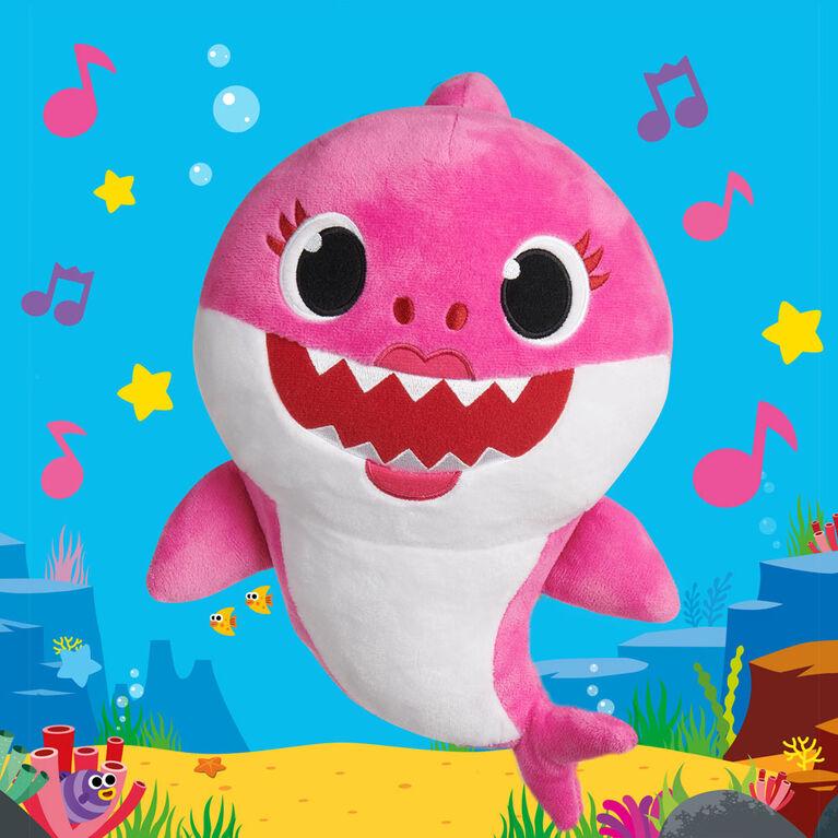 Peluche chantante - Mama Requin de Pinkfong - Par WowWee