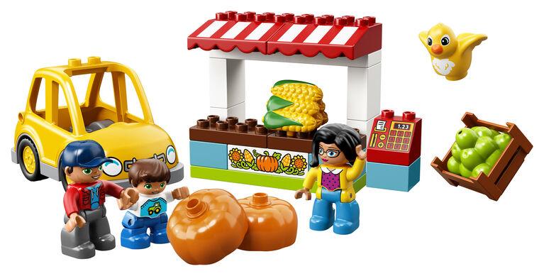 LEGO DUPLO Town Farmers' Market 10867