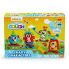 Coffret Ready Steady Dough Crazy Characters de Nick Jr