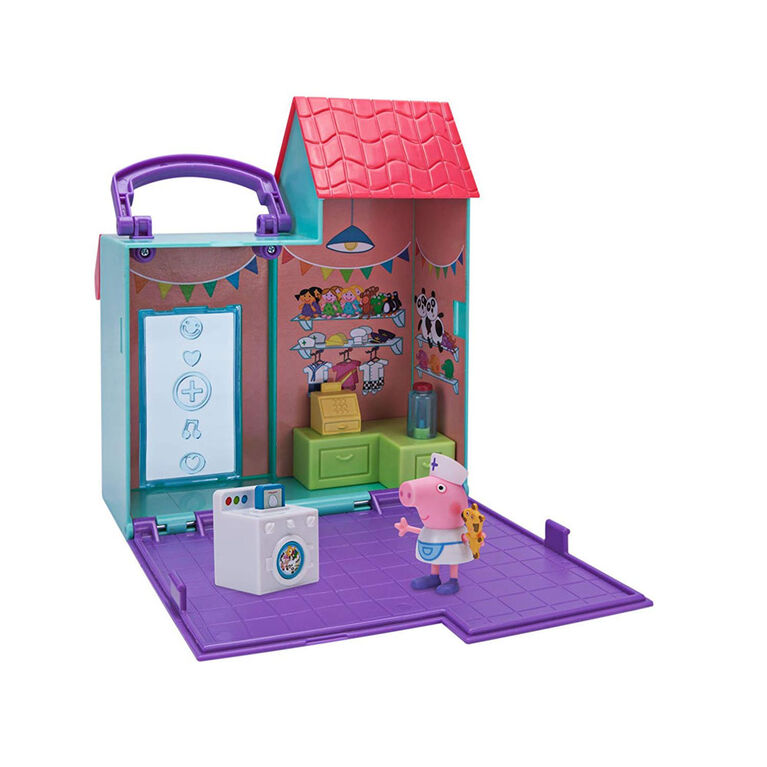 Peppa Pig - Little Places Doll Hospital