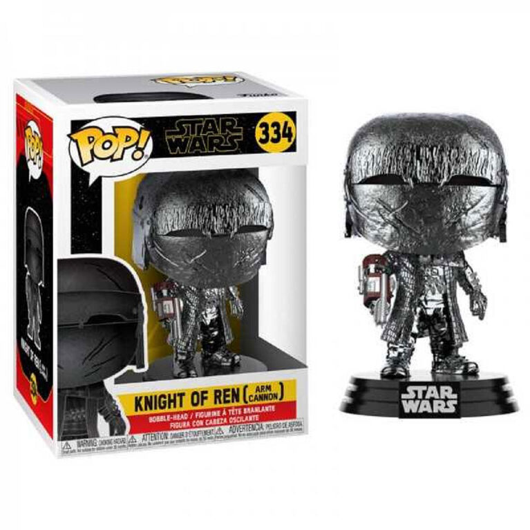 Funko POP! Movies: Star Wars - Knight of Ren (Arm Cannon)