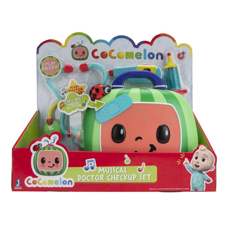 Cocomelon Musical Doctor Checkup Set - English Edition