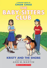 Scholastic - The Baby-Sitters Club Graphix #10: Kristy and the Snobs - English Edition