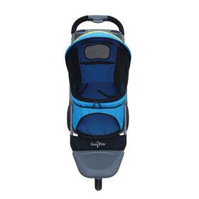 Gen7Pets G7 Jogger Pet Stroller - Trailblazer Blue