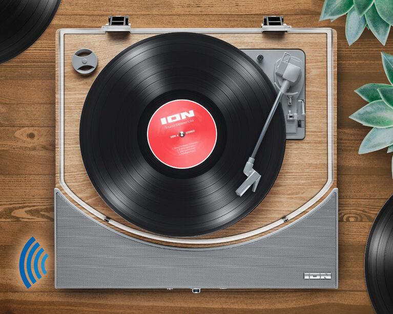 Ion Premier LP Turnable Built-In Stereo Speakers