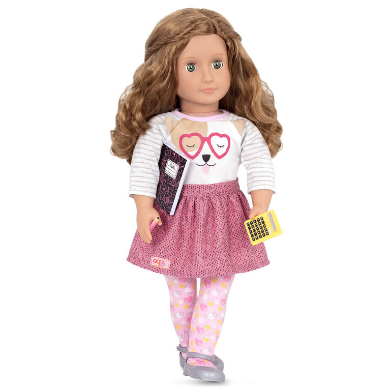 Our Generation, Classroom Cutie, School Outfit for 18-inch Dolls