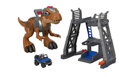 Fisher-Price - Imaginext - Jurassic World - Rex jurassique