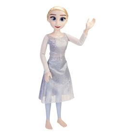 "Frozen 2 - 32"" Playdate Feature Elsa"