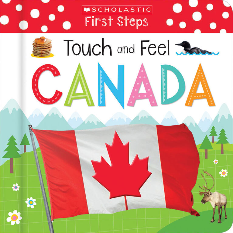 Scholastic - Scholastic Early Learners: Touch and Feel Canada - English Edition