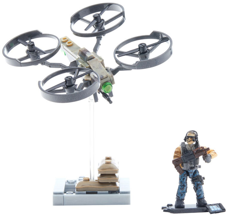 Mega Construx Call of Duty Dragonfire Drone Strike