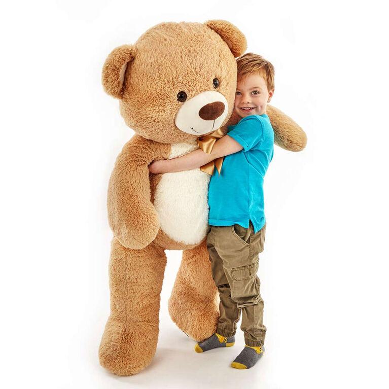 "Snuggle Buddies 125cm / 49"" Henry Jumbo Teddy Bear - R Exclusive"