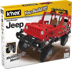 Jeep Wrangler Ensemble De Construction