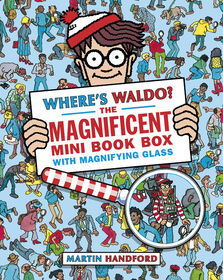 Where's Waldo? Mini Box Set - Édition anglaise