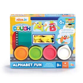 Nick Jr. Ready Steady Dough Alphabet Fun Train Accessories Set - R Exclusive