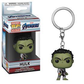 Funko Keychain! Marvel: Avengers End Game - Hulk Vinyl Figure