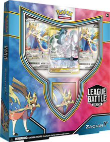 Pokemon Zacian V League Battle Deck - English Edition