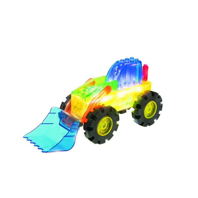 Laser Pegs Construction 3-In-1  Building Set