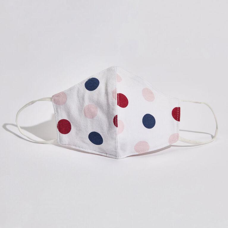 kidcare – Ensemble de 3 masques faciaux de première qualité en tissu – Multi