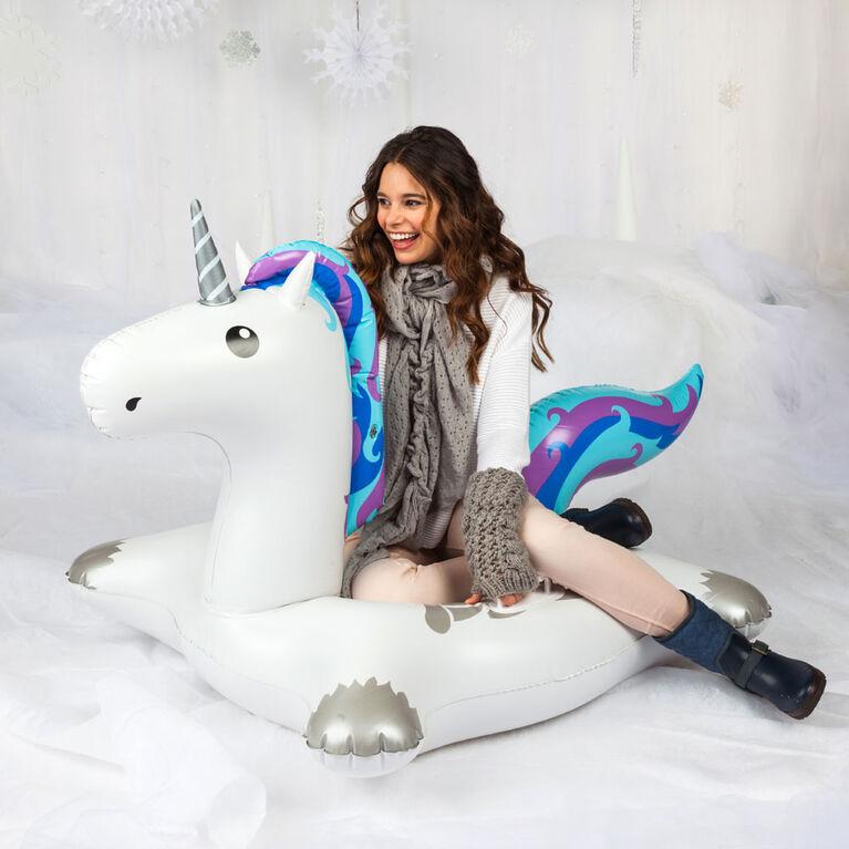 BigMouth Unicorn Snow Tube