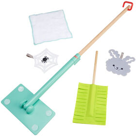 Fisher -Price Clean -up and Dust Set