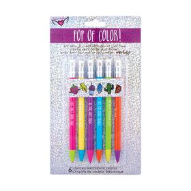 Fashion Angels Be Ensemble de crayons mécaniques Colofrul