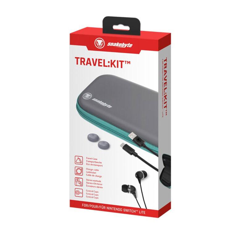 Snakebyte Nintendo Switch Lite Travel Kit