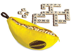 Bananagrams Double Game