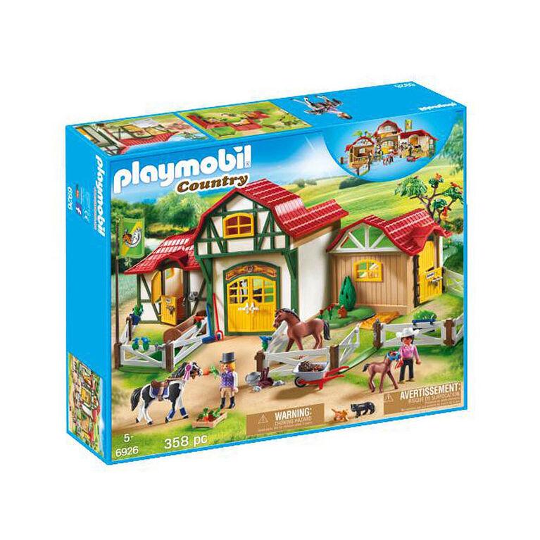 Playmobil - Horse Farm
