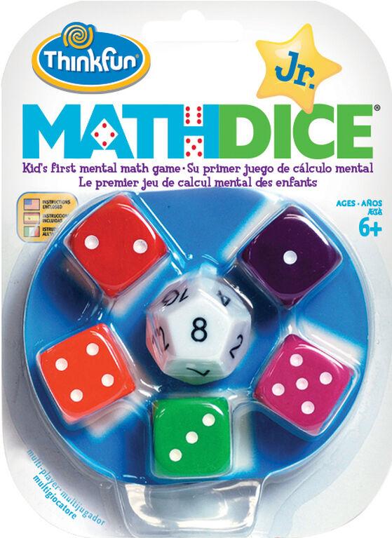 Thinkfun - Math Dice Jr.