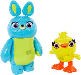 Disney Pixar Toy Story Interactive True Talkers Bunny and Ducky 2-Pack
