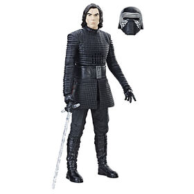 Star Wars - Figurine électronique Kylo Ren Interactech