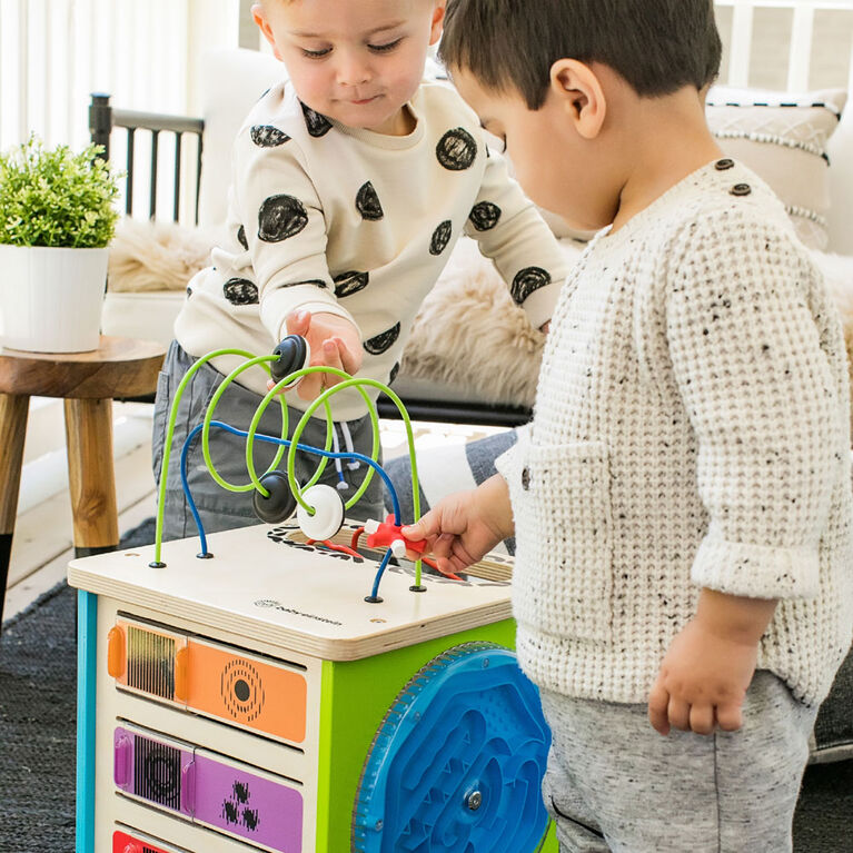 Baby Einstein Innovation Station Activity Cube