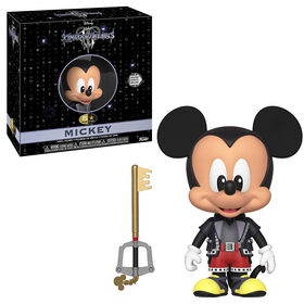 Funko 5 Star! Games: Kingdom Hearts 3 - Mickey Vinyl Figure